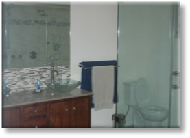 Cool Sink and Bathroom done by Affordable Plus Plumbing