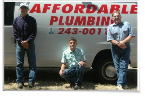 Affordable Plus Plumbing Crew